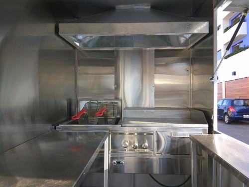 piotrek remolques - food trailers - carreta gastronómica