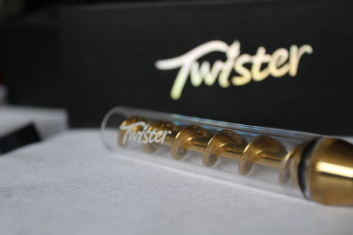 pipa 3 en 1 twister con repuesto
