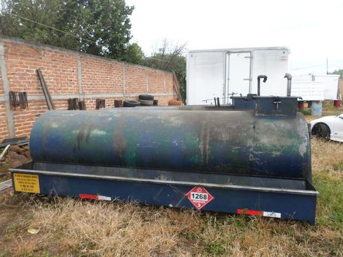pipa 3500 litros para camion 5 toneladas