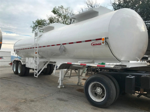 pipa, autotanque para combustible doble compartimento