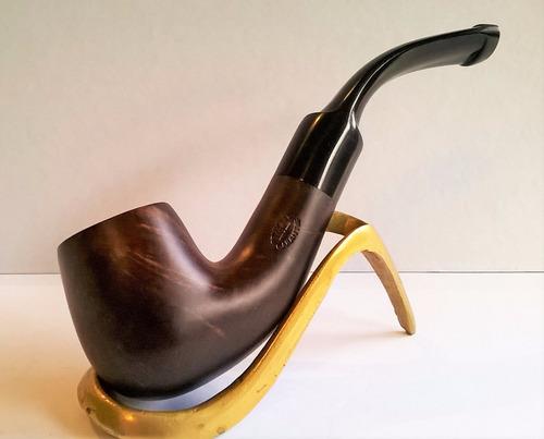 pipa curva bpk saddle checa madera brezo para fumar tabaco