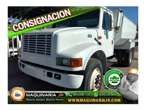 pipa de agua 1991 international 12,000 lts, camiones, usados