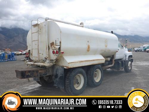 pipa de agua 1992 gmc 4000 gal, gmc, camiones, camion