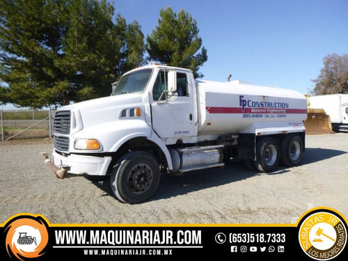 pipa de agua 1998 ford 5000 gal, camion, ford, pipa de agua