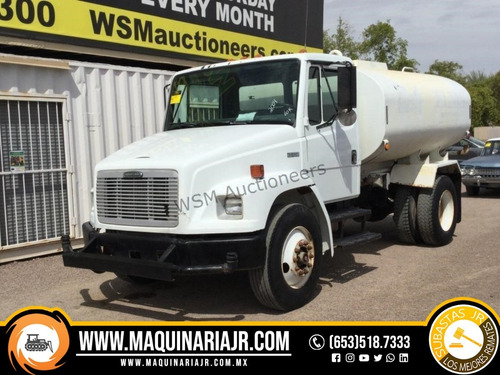 pipa de agua 2004 freightliner 2500gal, camion, freightliner