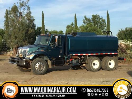 pipa de agua 2005 international 5200 gal, camiones, camion