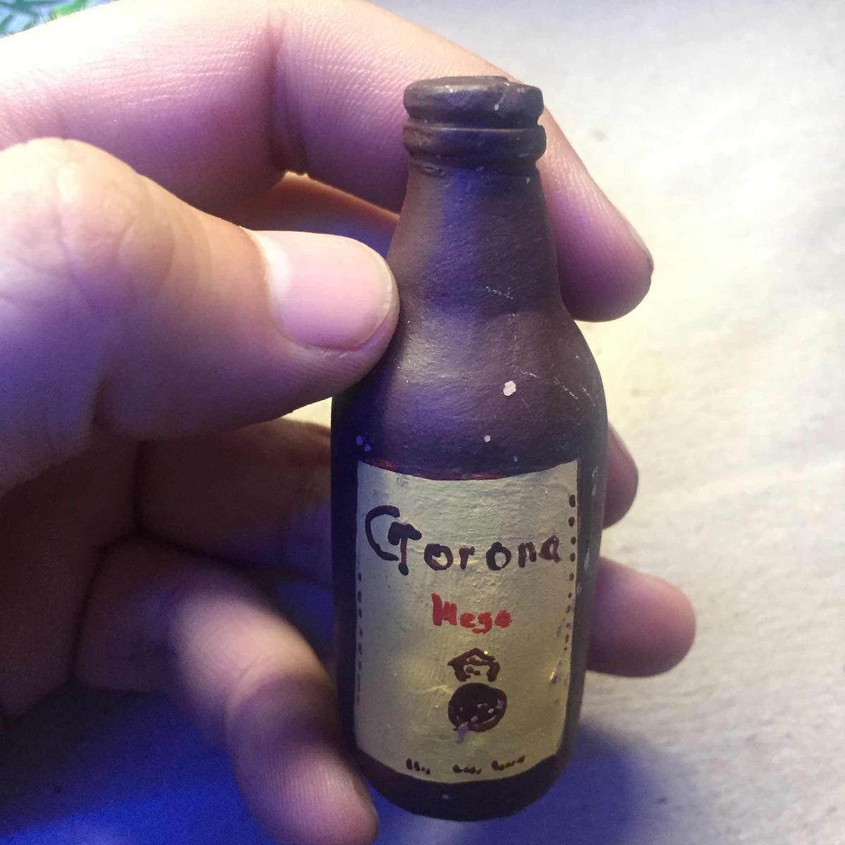 Pipa De Barro Cerveza Caguama Ballena Genial Para Regalo