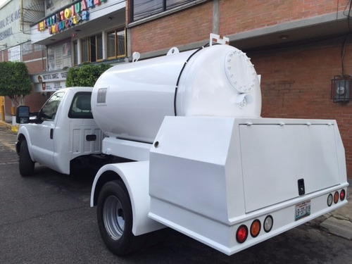 pipa de gas lp nueva de 4250 lts f350 mod 2012