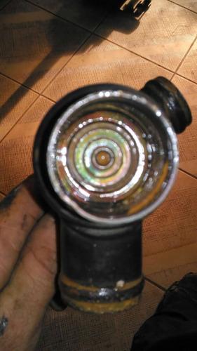 pipa de termostato lada samara motor 1500