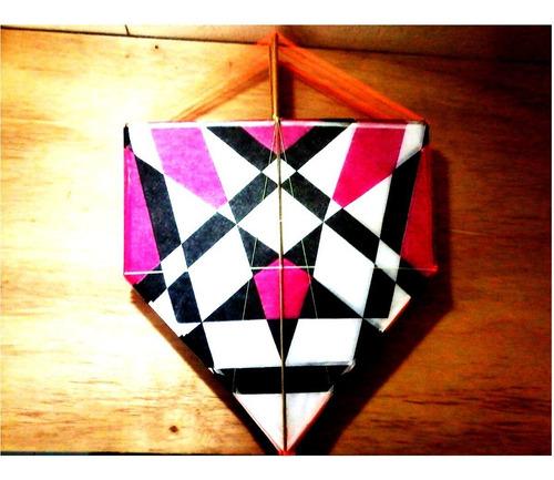 pipa - pacote c/ 50 pipas de 50 cm + 50 rabiolas