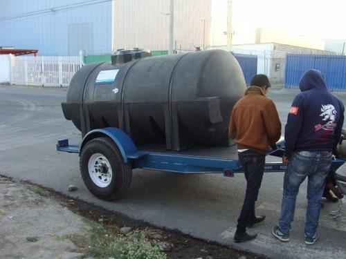 pipa para agua 2850 lts.nuevos con serie y facturados
