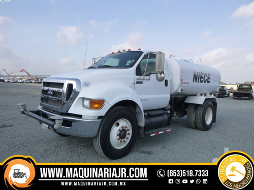 pipas de agua 2015 ford 2000 gal, camiones, ford, maquinaria