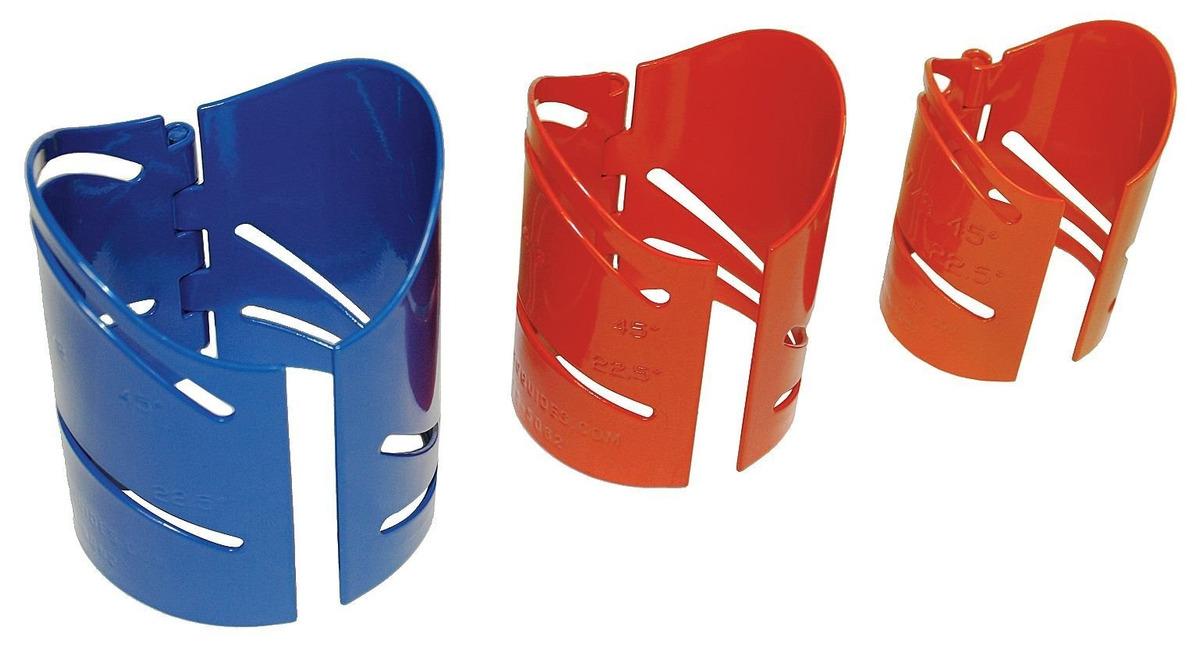 Steel 1-Pack MEKIT Metal Cutting Guide Set Pipe-Pro
