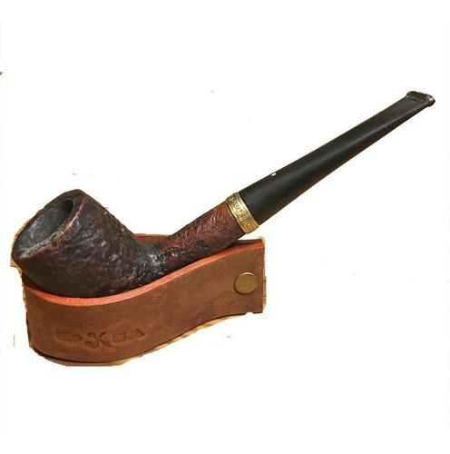 pipero posa pipa artesanal pipas cuero genuino posapipa