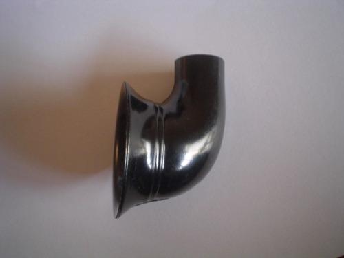 pipeta bocina de baquelita telefonos antiguos ericsson