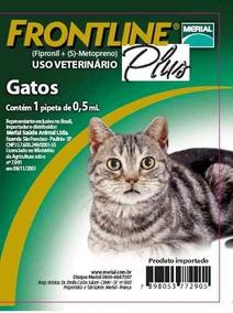 5431c4cc6 Pipeta Frontline Plus Gatos - Animales y Mascotas en Mercado Libre Argentina