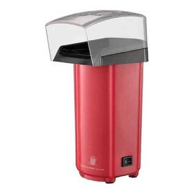 Pipoqueira Elétrica Multilaser Ce04 Ar Quente Vermelho 900w 127v