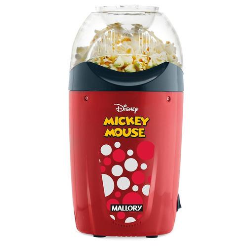 pipoqueira sem óleo 1200w mickey disney 110v - mallory