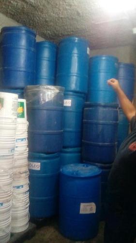pipotes tipo tambor de 200 litros plasticos oferta....