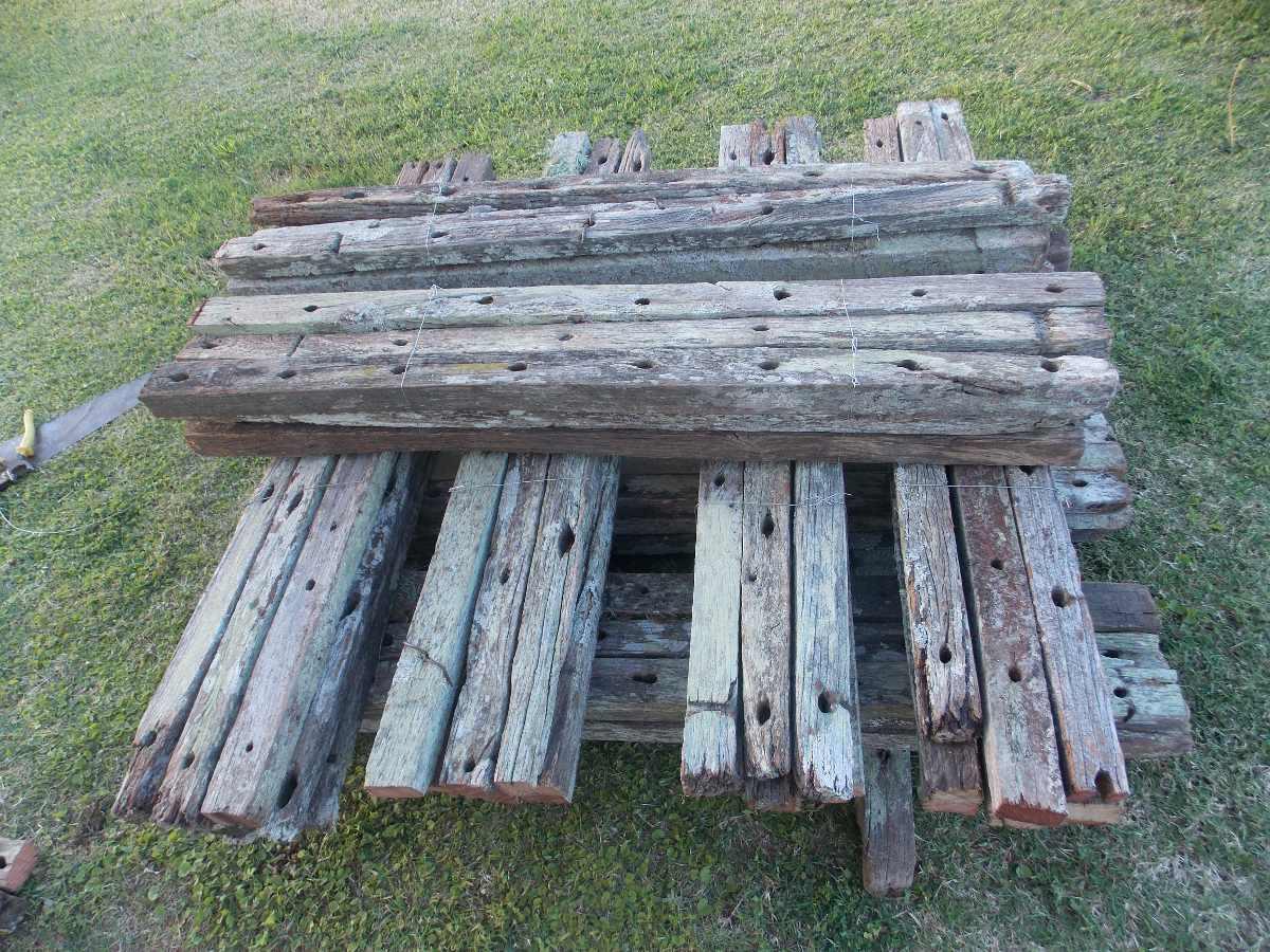 Piques Madera Dura En Mercado Libre Uruguay # Muebles Hechos Con Piques