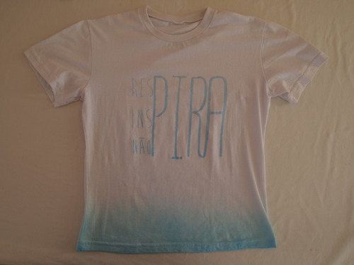 pira  - camisa baby look noha degrade