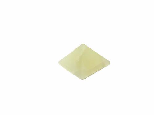 piramide de cuarzo blanco importado de india 4.5 cm