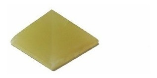 piramide de jade importado de india 3.5 cm