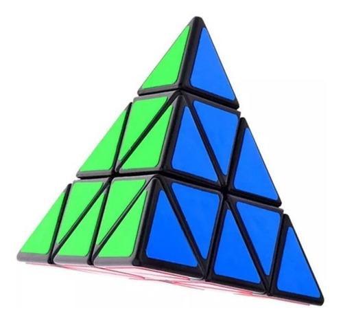 piramide profesional shengshou pyraminx aurora 3x3 puzzle