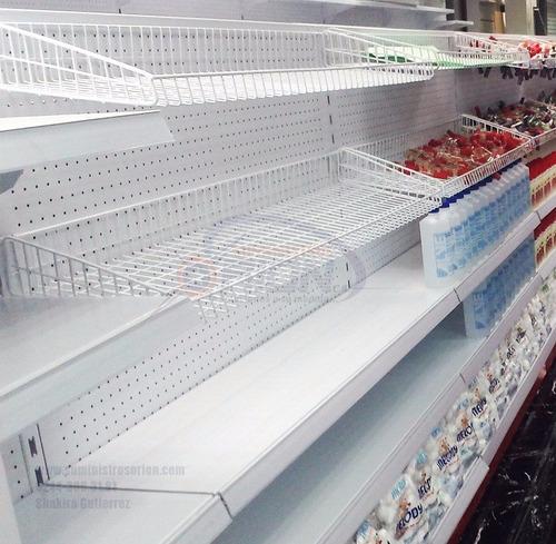 piramides americana o góndola para supermercado fabricantes