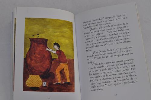 pirandello la tinaja ilustrado ed gadir carla olivé teatro