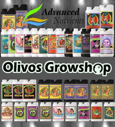 piranha advanced nutrients 1litro piraña - olivos grow