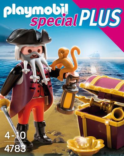 pirata con cofre del tesoro r5254 playmobil