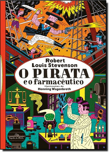 pirata e o farmaceutico o  de robert louis stevenson companh