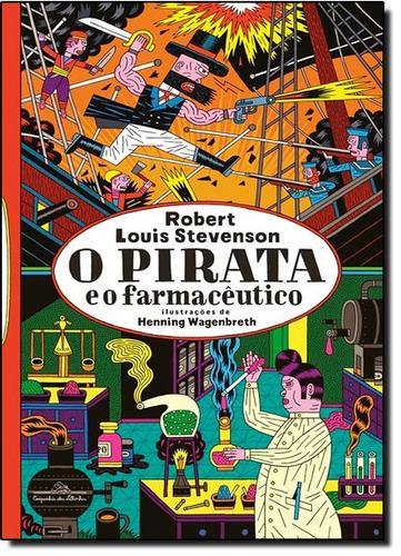 pirata e o farmaceutico o de stevenson robert louis