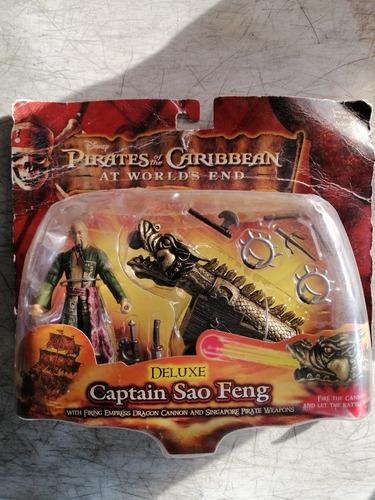 piratas del caribe at world end ,capitan sao feng