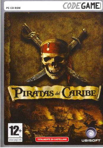 piratas del caribe - juegos de pc
