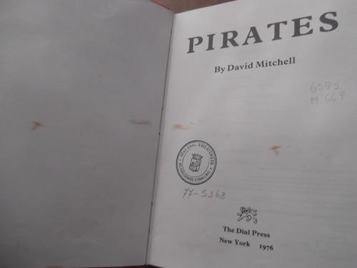 pirates david mitchell tapa dura ingles illustrate history