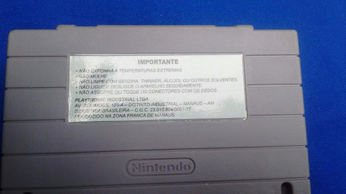 pirates of dark water snes para o super nintendo