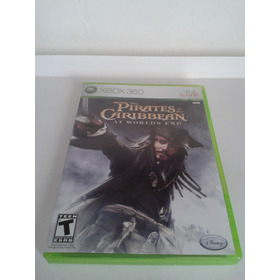 Pirates Of The Caribbean World's End Xbox 360