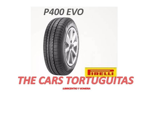 pirelli  185/60 r14 p400  nueva,oferta,montaje gratuito