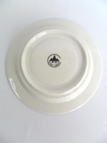 pires antigo para xícara de chá porcelana chinesa hong shan