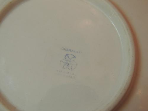 pires pratinho antigo porcelana cidamar para xicara de chá