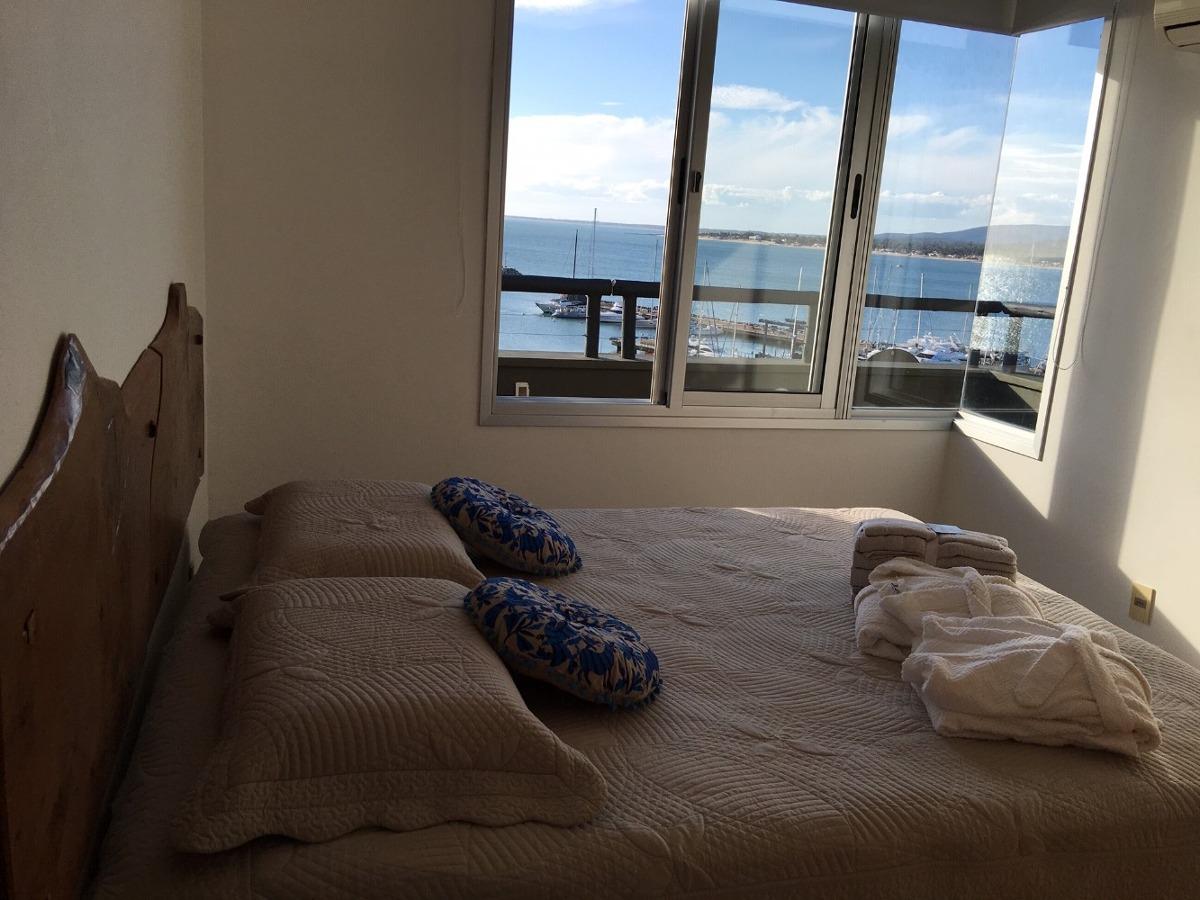 piriapolis apartamento frente al mar amarras reales 5 person