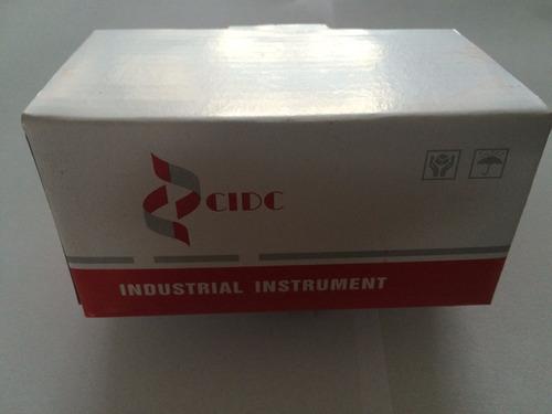 pirometro digital 1/16 control de temperatura 48*48 cidc