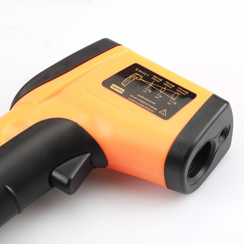 pirometro láser termómetro infrarrojo medidor temperatura