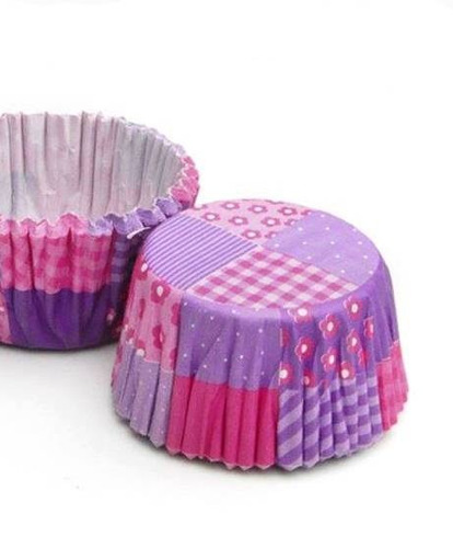 pirotines cupcakes muffins número 10 - pack 500 unidades