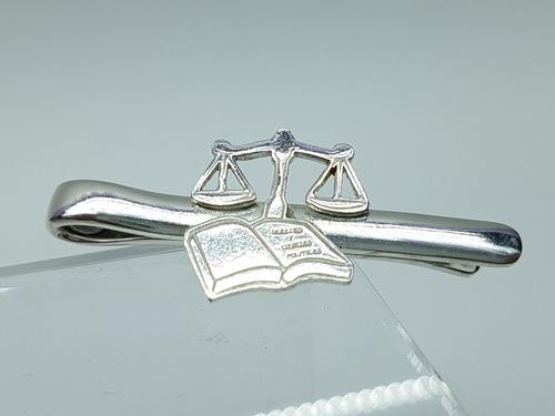 pisa-corbatas balanza abogado plata ley .925