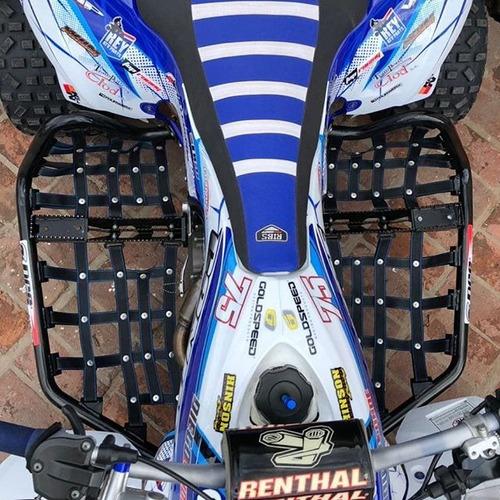 pisadera talonera pedalin deportivo dcs no 3h honda trx 450r