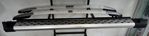 pisaderas aluminio para toyota rav4 2013-2016 remate final