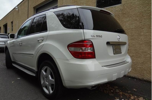 pisaderas mercedes benz ml350 ml550